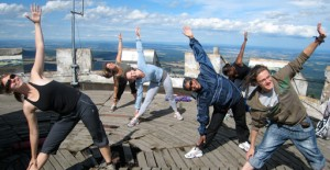 Yoga and Pilates holiday in Southern Bohemia -- BraveBodies