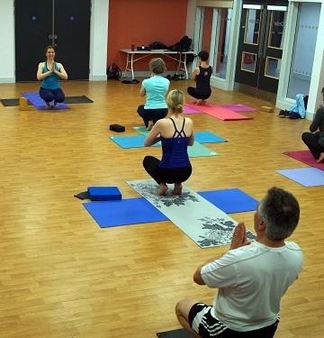 BraveBodies yoga in Lowford, prapadasana