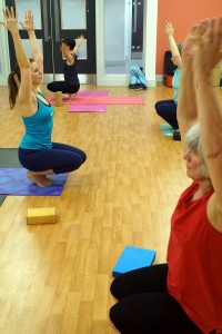 BraveBodies yoga class in Southampton, Bursledon, Tuesdays 8pm, Barbara Helis-Bailey, prapadasana