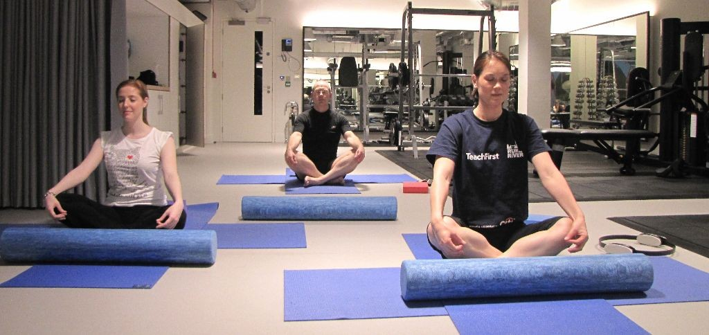 Yoga and Pilates City of London BraveBodies