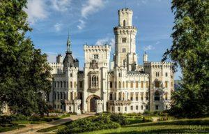 castle-hluboka